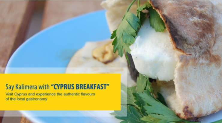 The programme aims to showcase traditional Cypriot food