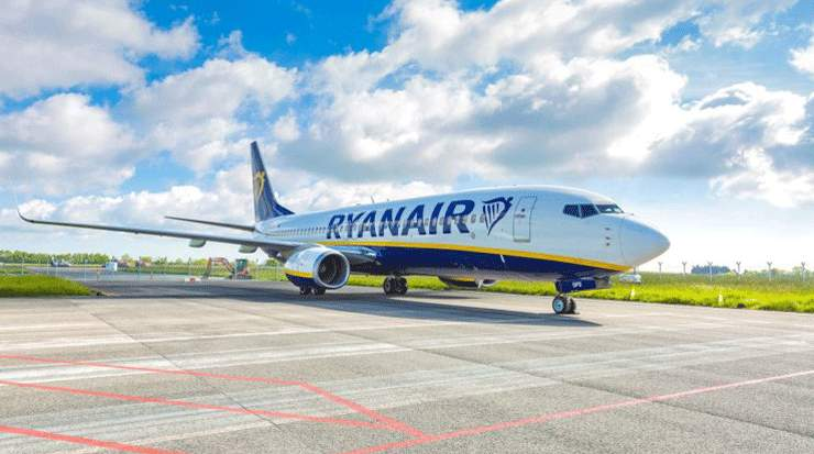 Ryanair Launches Two New Routes from Cyprus