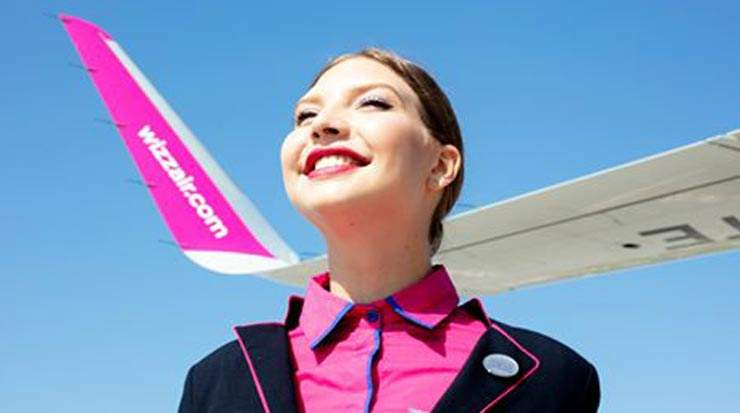 Larnaca - Yerevan  to be Launched by Wizz Air in June