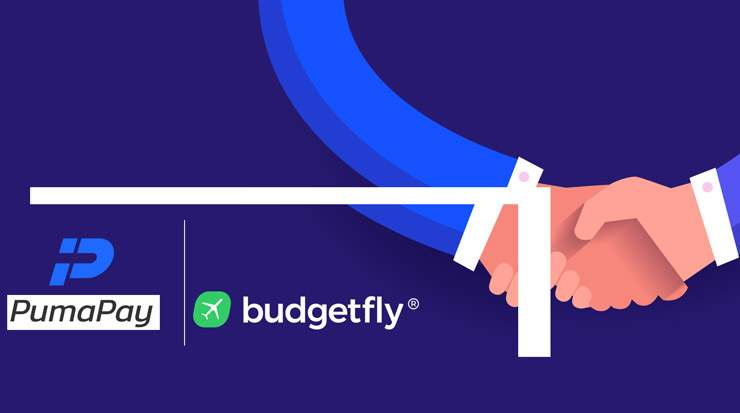BudgetFly Adopts PumaPay Cryptocurrency Billing Solution