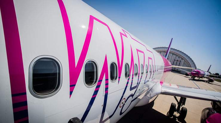 According to the Hungarian airline, Wizz Air offers 618 routes