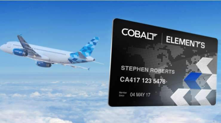 Benefits include Elements Card members being invited to board first on all flights