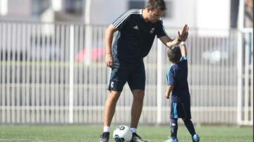Real Madrid Foundation Clinics Enters Cyprus