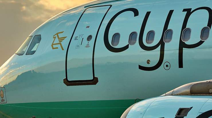 Cyprus Airways and Blue Air code-share