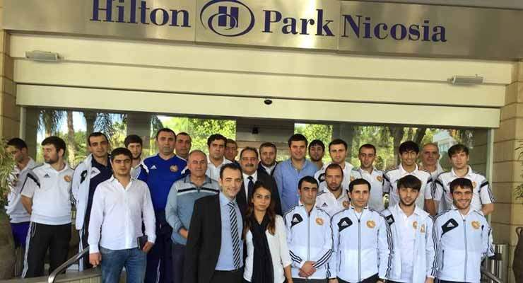 National futsal team of Armenia