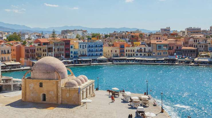 Chania will join Cyprus Airways' network for July and August