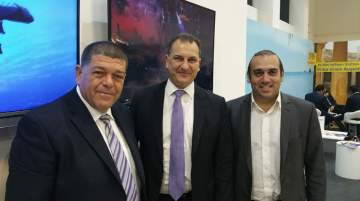 The mayors of Ayia Napa and Paralimni visited ITB Berlin 2017