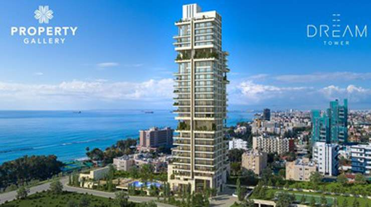 Limassol's new project: Dream Tower