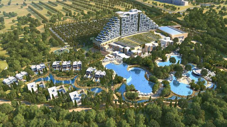 City of Dreams Mediterranean is set to launch in 2021 and is expected to attract 300,000 tourists per year