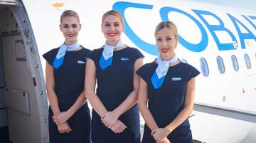 Cobalt Air recently became the first Cypriot airline currently in operation to join International Air Transport Association