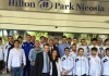 Hilton Park Nicosia hosted the national futsal team of Armenia